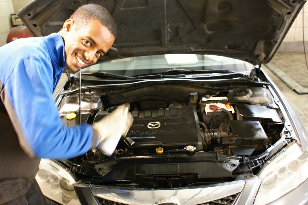 טיפול לרכב לפני טסט- כל רכב מטופל באהבה ובחיוך