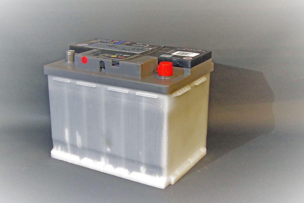 battery- מצבר לרכב