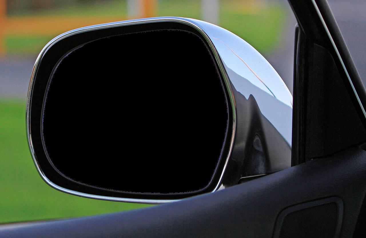 מראה ברכב